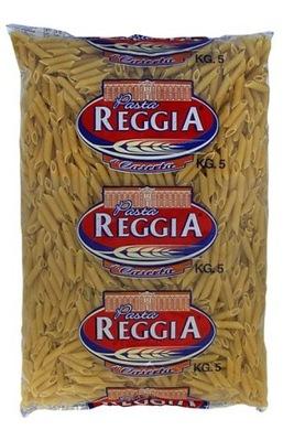 Макароны паста Reggia трубка косая 5кг итальянский