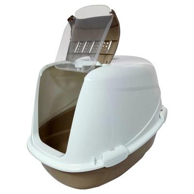 Veľká CUVETTE pre Cat MAINECOON 66cm Curvy + filter