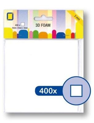 Куб Распорки JEJE 3D Foam - 3 мм ~ 400 штук