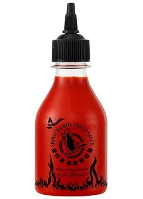 соус чили Sriracha Blackout Extreme Hot 200 мл