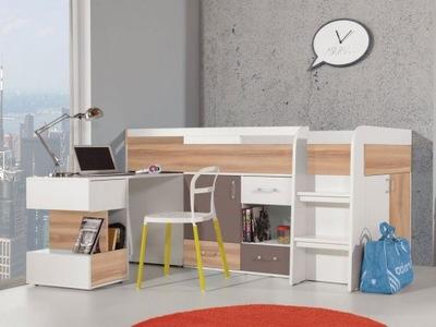 Мебель, молодежные, система БЛОГ кровать стол 21