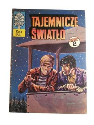 KAPITAN ŻBIK - TAJEMNICZE ŚWIATŁO 2 1976 r. wyd. I