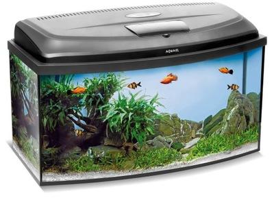 FULL комплект аквариум BOX 60 LED ПРОФИЛЬ + подарки