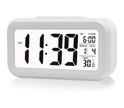 будильник часы электронный термометр подсветка