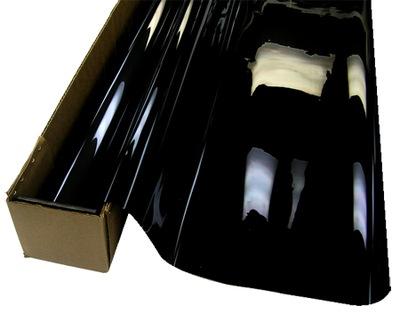 Black Film Okno Blokujaca Light Black 152,4