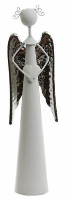 фигурка ангел металлический instagram 30см день святого instagram