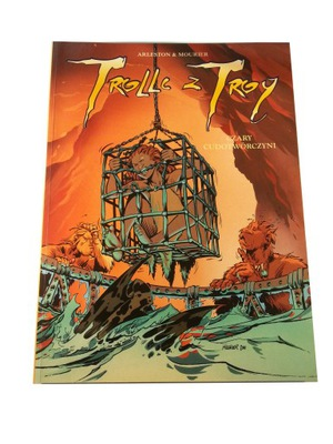 TROLLE Z TROY - CZARY CUDOTWÓRCZYNI 2004 r.