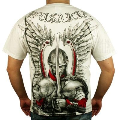 Koszulka patriotyczna Husaria męska XXXL 7552242488  L2nlS