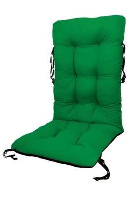 подушка стул садовое лежак 48x48x75 зеленый