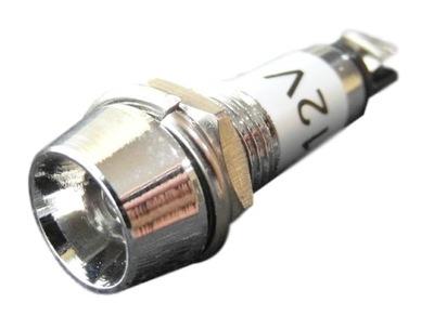 Лампочка LED зеленый - Индикатор световой 12