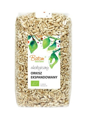 ORKISZ EKSPANDOWANY DO CHRUPANIA 100G BIO
