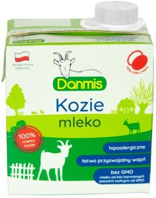 Козье Молоко Ноль ,5 L . УВТ 2 ,5 %tl.
