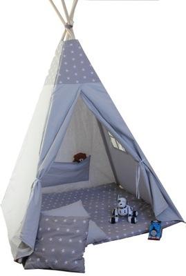 TIPI namiot dla dzieci, wigwam, teepee Piórka
