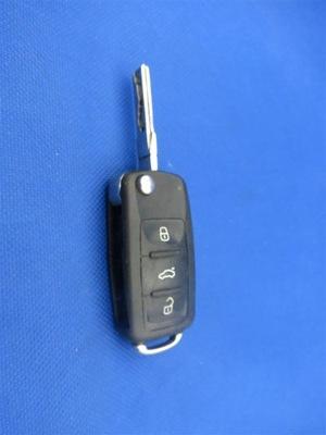 Seat Ibiza Ключ Пульт дистанционного управления Пульт дистанционного управления 434 МГЦ 6J0837202E