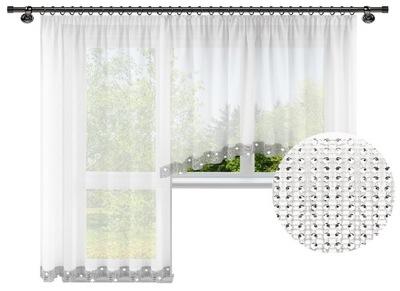 ШТОРНЫЙ готова для балкона 150x250 + 400x150 стразы