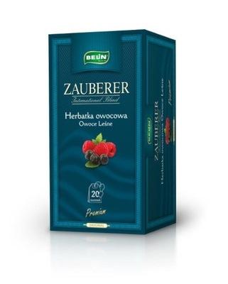??? Белен ZAUBERER со вкусом фруктам лесных