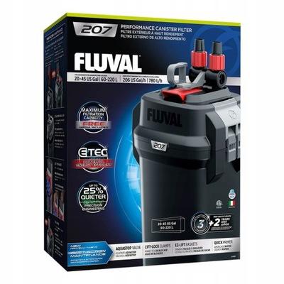 Хаген Fluval 207 Filter ??? 220l +СГУСТИТЕЛЬ +подарки