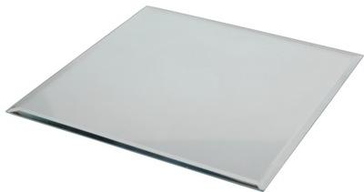 atramArt Taca lustrzana kwadratowa 25 cm