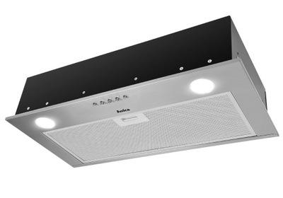 вытяжка Кухня 60см Amica для установки серебро LED