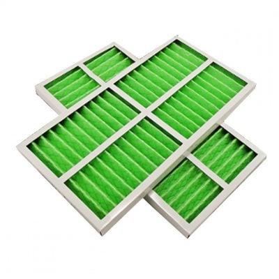 Filtr filtry Optimal 400 600 2szt. ZIELONE