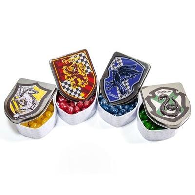 Гарри Поттер Crest Tins Эмблемы Школ Драже банка