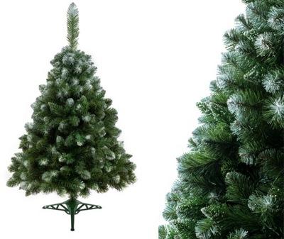 Vianočné stromčeky - Strom umelé BOROVICA 150 CM DIAMANT na prednej