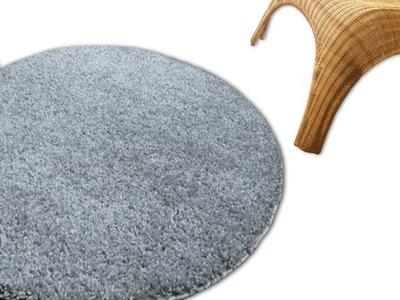 Okrągły dywan SHAGGY ROYAL 150x150 Koło 14 kolorow