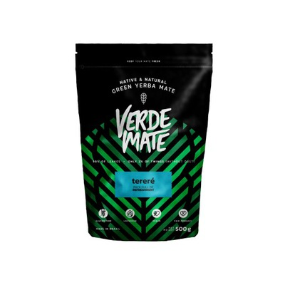 Yerba Mate green Verde Mate Terere Ноль ,5 кг 500 г