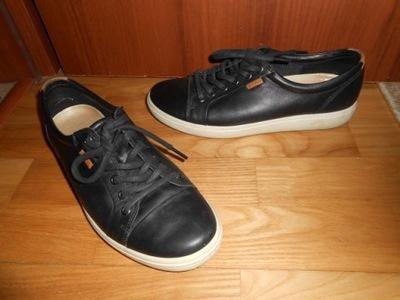 ECCO DANISH DESIGN buty skórzane,damskie,40/26 cm