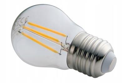 Лампа E27 LED FILAMENT 4ВТ НЕЙТРАЛЬНАЯ 45 Edison