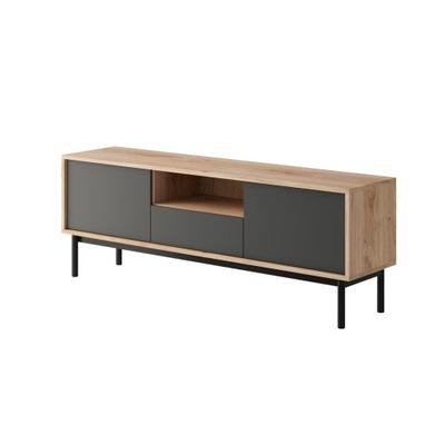 Шкаф Комод RTV FLOW 154 см Indrustialne Мебель