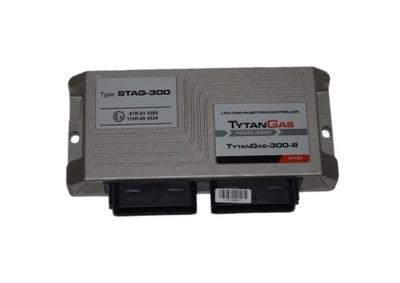 компутер ГБО sterownik переменного тока Стаг-300-8 ISA2 6 8 цил