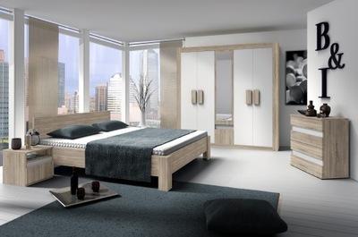 Мебель спальни комплект двуспальной держателем комод ???