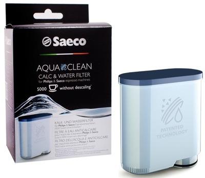 2 x SAECO phjilips Aqua Clean ca6903 filtro acqua 5000 tazze senza entkalken