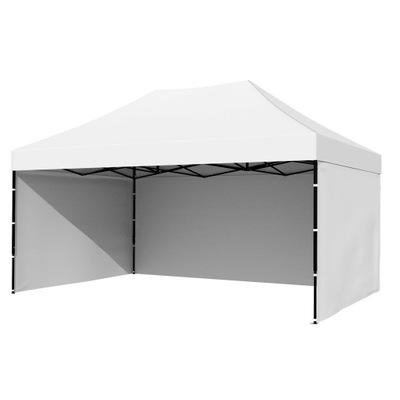 Палатка коммерческая 3x4 ,5 курьерская садовый PLINTH