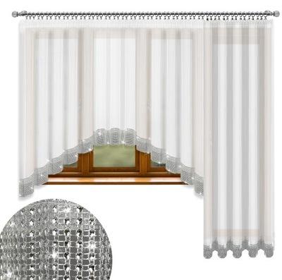 комплект ШТОРНЫЙ ??? балкона + ШТОРНЫЙ стразы ЛУК 250