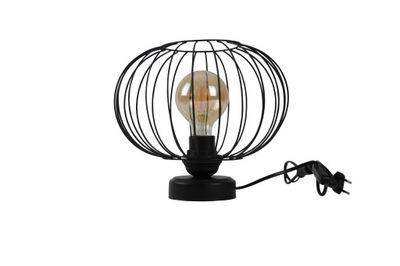 LAMPA MODERNÉHO TABUĽKA NOC RETRO LED