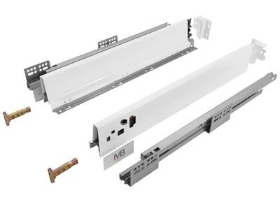 ящик MODERNBOX L -500 мм Низкая GTV белая