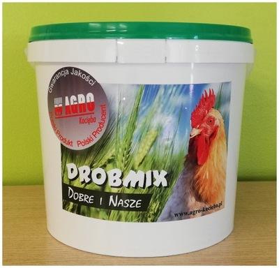 DROBMIX несушка 4 % ведро 4кг