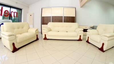 PANAMA комплект квартира 3 +1 +1 кожа натуральная