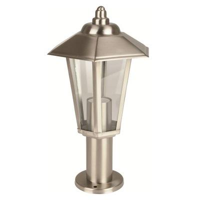 Lampy, záhradné nízke stojí 35 cm z nerezovej ocele