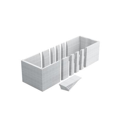 Schedpol Uniwersalny nośnik do wanien 140-170x75cm