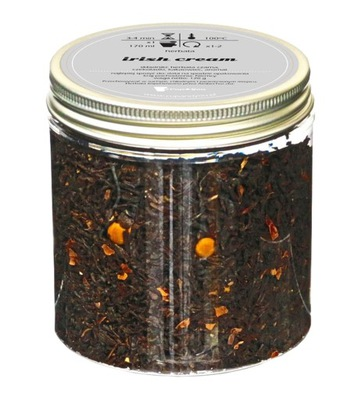 чай черная IRISH CREAM 120г