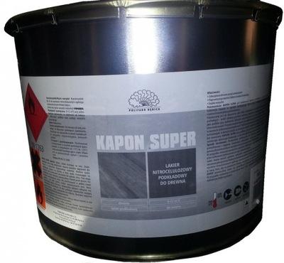 Lakier podkładowy bezbarwny Kapon Super 10L
