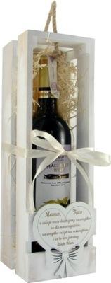 белая коробка коробка вино гравер ПОСВЯЩЕНИЕ