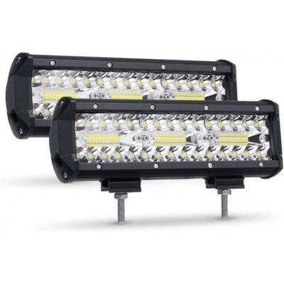 комплект 2 x Галоген лампы рабочая LED - 180W 10 -30V