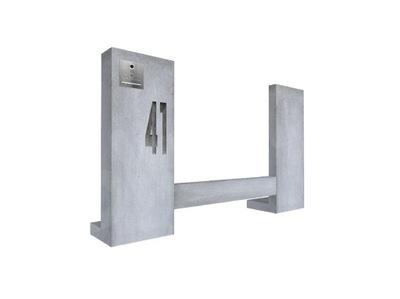 бетон архитектурный элемент Забор премиум