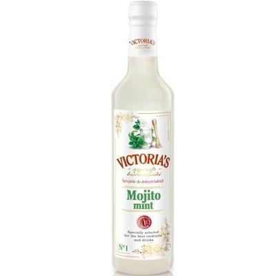 сироп ?????????? VICTORIA'S напиткам МОХИТО Mint