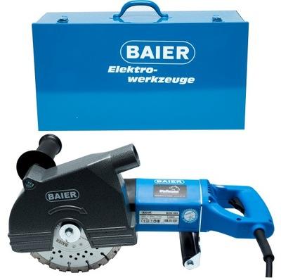 Bruzdownica Baier BDN 464/4 2400W 4 tarcze 43x60mm