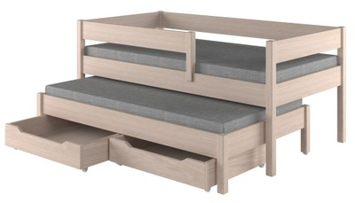 łóżko Wysuwane Podwójne Allegropl Więcej Niż Aukcje